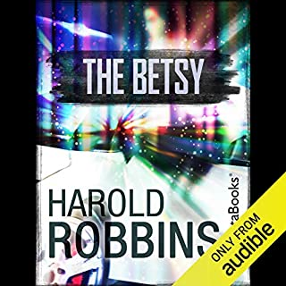 The Betsy audiobook cover art