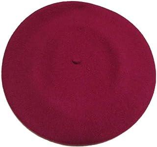 c63a74df216 Amazon.com  Pinks - Berets   Hats   Caps  Clothing