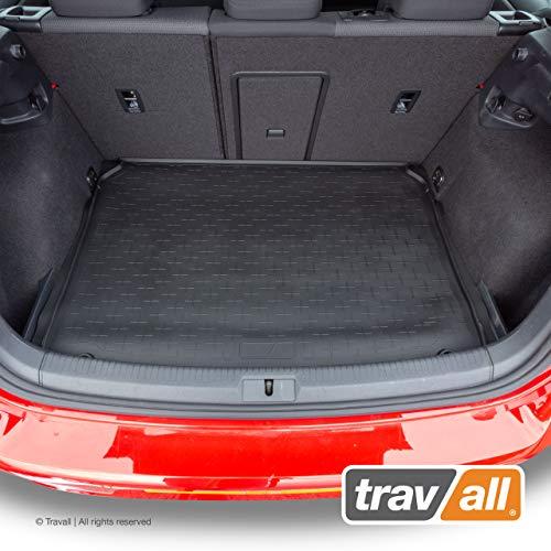 Travall® Liner Kofferraumwanne TBM1094 - Maßgeschneiderte Gepäckraumeinlage mit Anti-Rutsch-Beschichtung