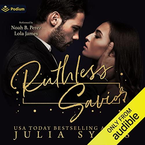 Ruthless Savior cover art