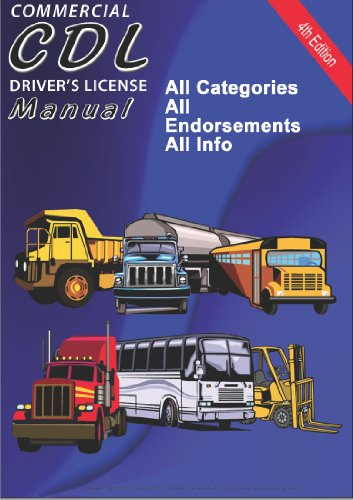 Price comparison product image Commercial Driver's License (CDL) Manual 2012 by Aplusb