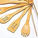 Zoom IMG-2 utensili da cucina in legno