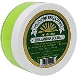 SOL DE ORO Brilliantine Solid Hair Dressing (Green) 2 oz Brillantina Solida Verde