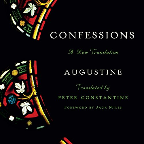 Confessions audiobook cover art