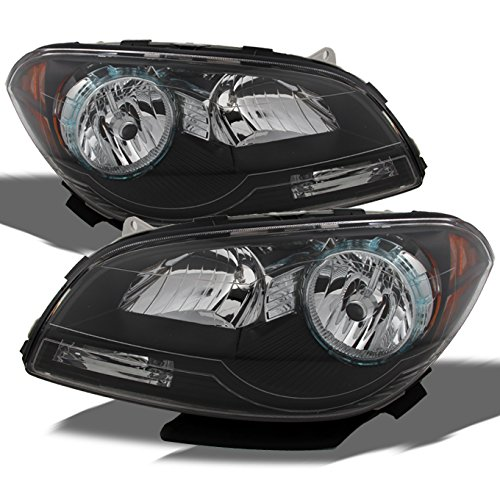 09 malibu headlight assembly - 5
