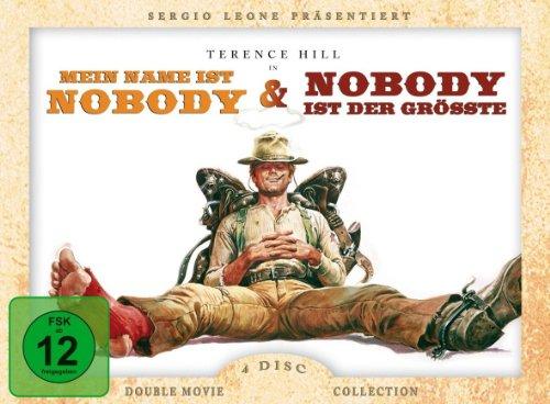 Mein Name ist Nobody & Nobody ist der Größte (4 DVDs)