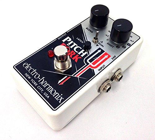 Electro-Harmonix Pitch Fork Guitar Pitch Effect Pedal