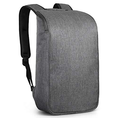 QueenAILSA Waterdichte Reisrugzakken Mannen Grote Capaciteit 15.6inch Laptop Schokbestendig Mode School Rugzakken