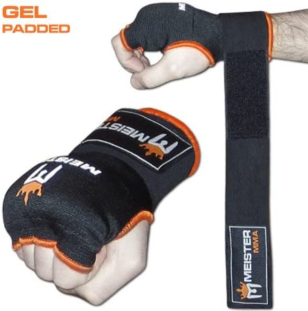 Max 60% OFF Max 51% OFF Meister Gel-Padded ProWrap Hand Pair Wrap Gloves
