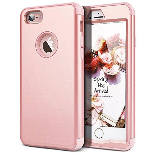 Funda iPhone 6, WE LOVE CASE Rígida Bumper Cáscara Diseño Hard Dura Funda iPhone 6 Caso Ultra Delgado Funda iPhone 6S Cubierta de Protección Heavy Duty Funda iPhone 6 iPhone 6S