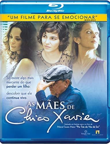 As Mães de Chico Xavier blu Ray