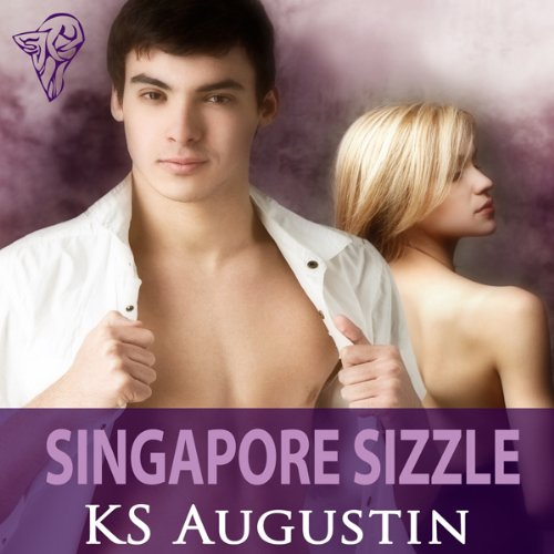 Singapore Sizzle audiobook cover art