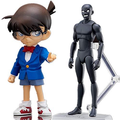 From HandMade Neue Detektiv Conan Figur Edogawa Conan & Kriminelle Figur Anime Chibi Figur Actionfigur