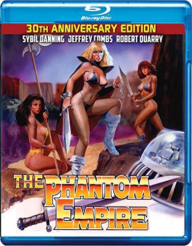 THE PHANTOM EMPIRE (1988) Blu-Ray 30th Anniversary Edition