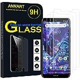 ANNART Protecteur d'écran Nokia 5.1 Plus (2018)/ Nokia X5 5.86' [3 Pièces] Film Protection écran...