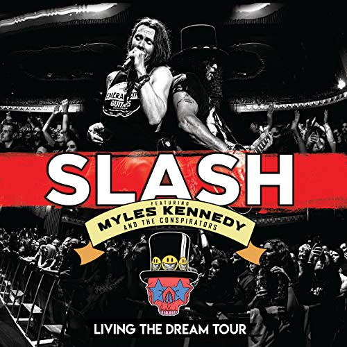 Living The Dream Tour (2CD+Blu-Ray)