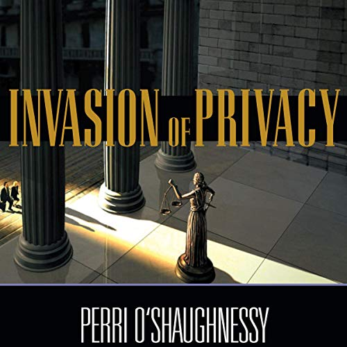 Invasion of Privacy audiobook cover art