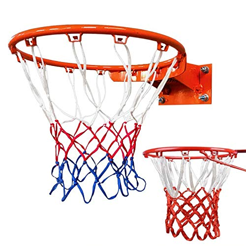 Purchase Cheap Store Basketball Nets Durable Standard Size Thread Sports Basketball Mesh Net