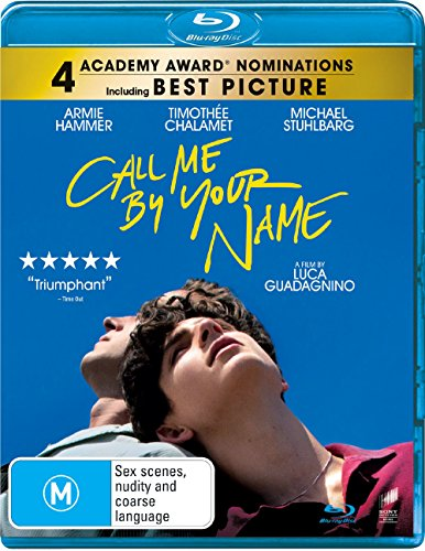 Call Me by Your Name [Edizione: Australia] [Blu-Ray] [Import]