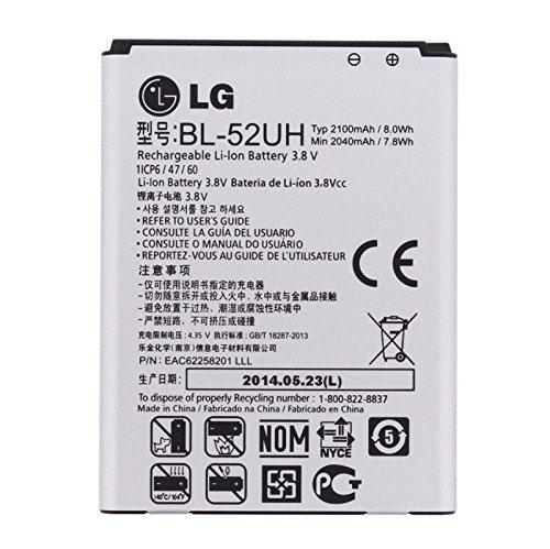 LG BL-52UH Li-ion Ersatzakku, 2100mAh, für Smartphone
