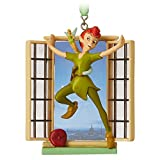 Disney Peter Pan and Tinker Bell Legacy Sketchbook Ornament - Limited Release