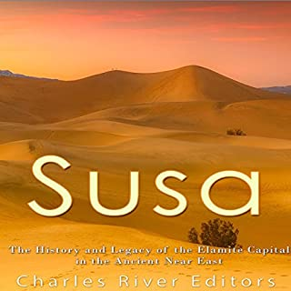 Susa audiobook cover art