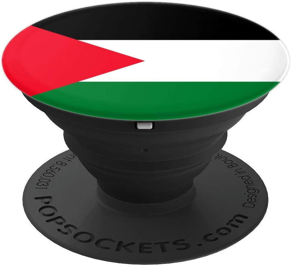 Flags Of The World Apparel Co Palestinian Territory Flag Popsockets Stand For Smartphones And Table Popsockets Grip And Stand For Phones And Tablets