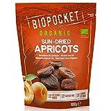 Biopocket - Orejones de albaricoque ecológicos, 1 kg