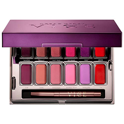 Urban Decay Vice Metal Meets Matte Lipstick Palette Limited Edition