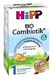 Hipp Bio Combiotik 1 Anfangsmilch - von Geburt an, 600g -