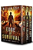 Edge of Survival Box Set One: Post Apocalyptic Survival Thriller (Books 1-3) (English Edition)