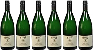 6x Morio-Muskat lieblich 2020 - Weingut Bosch, Pfalz - Weißwein