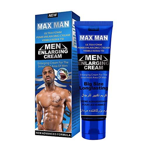 Männer Massagecreme, Verzögerte Ejakulation Verlängerung des Sexuallebens Penis Lasting Enhancement Cream