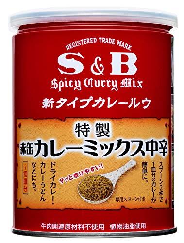 S&B 赤缶 カレーミックス200g ×4個