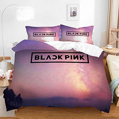 KIrSv super king size duvet set,3d Bedding Set Duvet Cover Set with Pillowcases Comforter Cover Set Bedclothes Twin Full Queen King Bed Linen-E-009_230*220cm(3pcs)