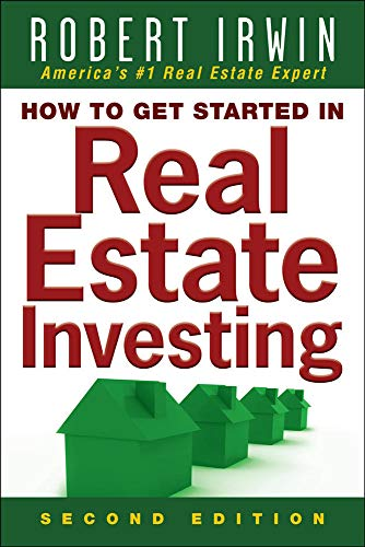 Real Estate Investing Books! - How to Get Started in Real Estate Investing