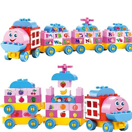 zyy Briefzug, Alphabet Fruit Train 83, Ontwikkeld intelligent speelgoed voor kinderen