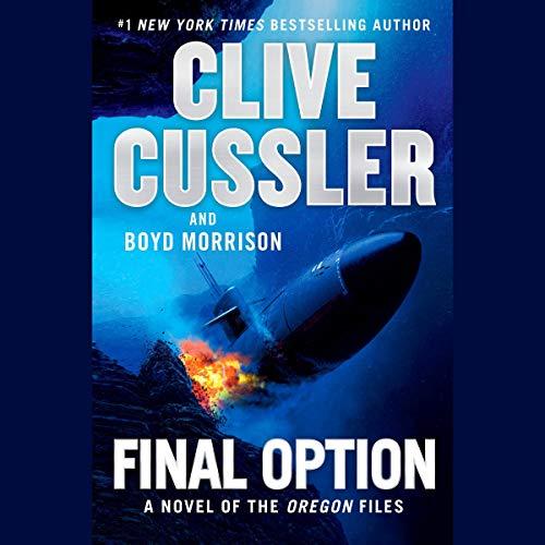 Final Option audiobook cover art
