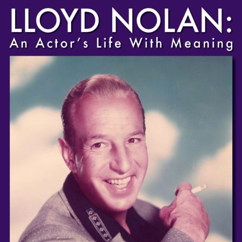 Lloyd Nolan audiobook cover art