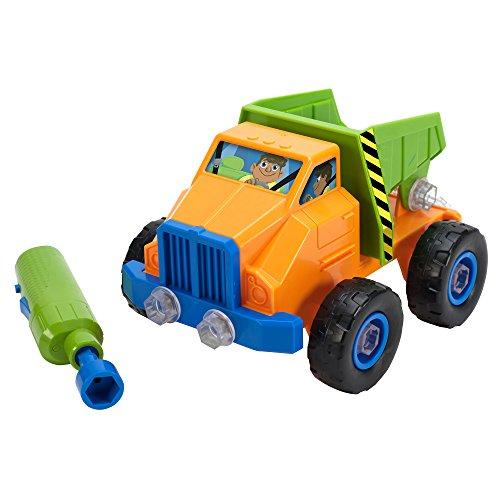 Educational Insights Design & Drill Dump Truck, Multi (4129)