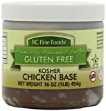 RC Fine Foods Hearty Foundations Kosher Gluten-Free Chicken Base, 1 Pound