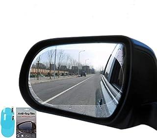 Auto-Blindspiegel R/ückspiegel Weitwinkel-Kleinspiegel unterst/ützt Weitwinkel HD Ein Paar Ger/äte