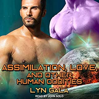Assimilation, Love, and Other Human Oddities cover art