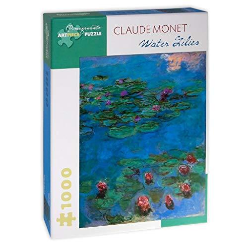 Claude Monet Water Lilies 1000-Piece Jigsaw Puzzle