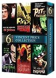 Vincent Price: 6 Movie Marathon Collection
