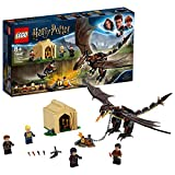 LEGO®-Harry Potter™ Magyar à pointes du Tournoi des Trois Sorciers Jeu d'Assemblage 8 Ans et Plus, Jouet pour Fille et Garçon, 265 Pièces 75946