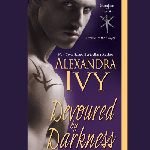Devoured by Darkness audiobook cover art