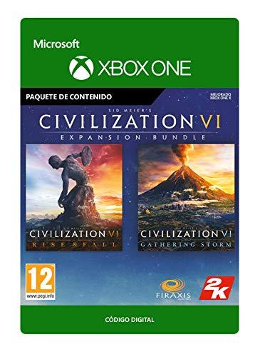 Sid Meier's Civilization VI: Expansion Bundle Expansion Bundle | Xbox One - Código de descarga