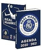 Agenda escolar Real Madrid 2020-2021