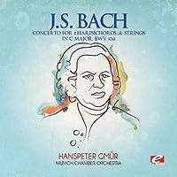 Concerto 2 Harpsichords & Strings C Major